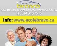 École de conduite Bravo