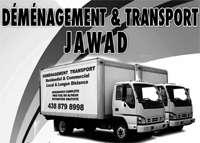 Déménagement et Transport Jawad