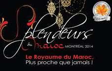 Le Festival Splendeurs du Maroc 2014