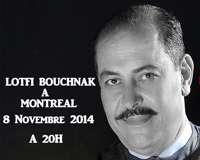 Lotfi Bouchnak à Montréal