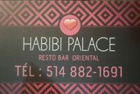 Restaurant Habibi Palace