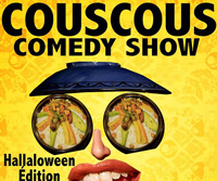 Couscous Comedy Show : Hallaloween Édition