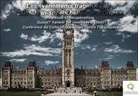 Évènements tragiques à Ottawa et à St-Jean - Réactions et récupérations