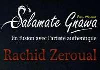 Salamate Gnawa Traditionnel Invité au Festival du Monde Arabe de Montréal 2014