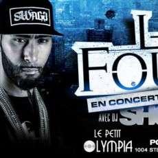 La Fouine - Concert inédit à Montréal