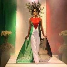 Palestine Fashion Show, Palestine Défilé de mode