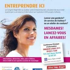Entreprendre au féminin!!! Lancez-vous en affaires