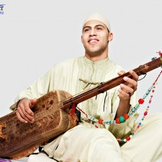 Gnawa et dekka marrakchia au festival du maghreb avec maallem FathAllah