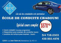École de conduite Chabouni