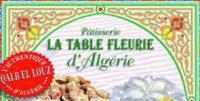 Pâtisserie la Table Fleurie d'Algérie