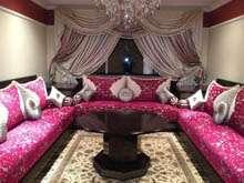 Salon Marocain Leila