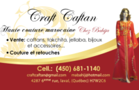 Craft Caftan