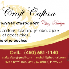 Craft Caftan