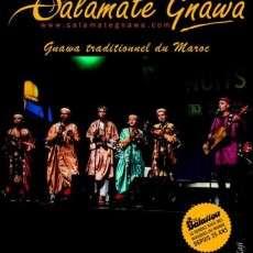 Salamate Gnawa au Club Balattou