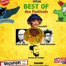 Couscous Comedy Show Best of des Festivals