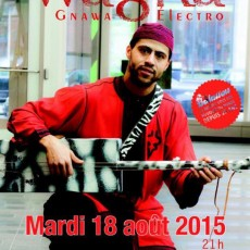 Gnawa-Électro MTL avec WAGNA et Marocouleurs