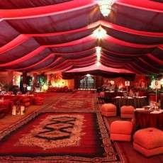 Dîner sous la tente et collecte des fonds pour Purple Hope!