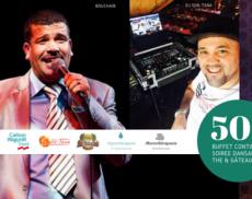 Célébration de la nouvelle année au rythme des musiques Maghrebines & internationales