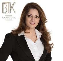 Zineb Kouidri, avocate