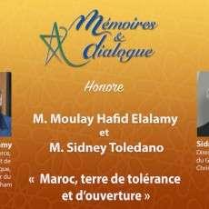 GALA Mémoires  Dialogue Maroc, terre de tolérance et douverture