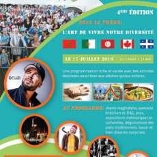 Festival maghrébin 2016