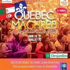 Québec-Maghreb, la grande fête