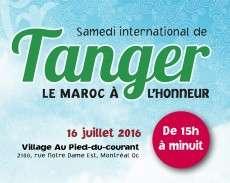 Tanger à Montréal Le Maroc à l honneur