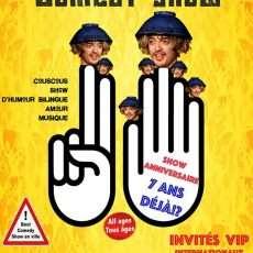 Couscous Comedy Show 7 ans déjà