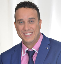 Hicham El Haouate : Courtier immobilier