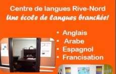 Centre de langues Rive-Nord