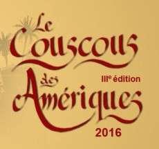 Couscous des Amériques 2016