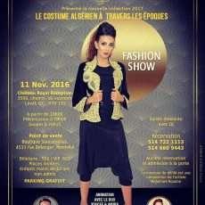 Défilé de Haute Couture Algérienne