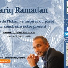 Tariq Ramadan - Conférence