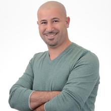 Coach Abdelouahed Saji Eddine