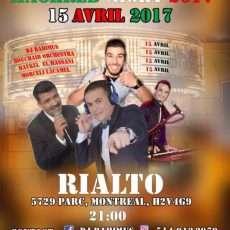 Maghreb Night Party - L'événement Maghrébin de l'année 2017