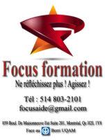 Focus Formation