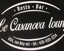Le Casanova Lounge