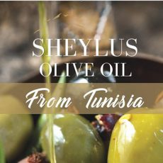 Sheylus, Huile d'olive Tunisienne