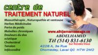 Centre de Traitement Naturel al Hijama Massage