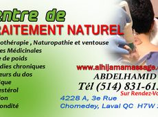 Centre de Traitement Naturel al Hijama Massage