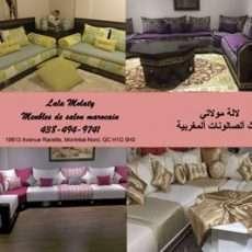 Salon Marocain Lala Molaty