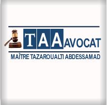 Maître Tazaroualti Abdessamad, Avocat