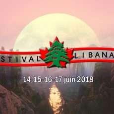 Festival Libanais 2018