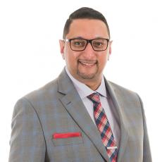 Ahmed Moudrika, agent en assurance de dommages des particuliers