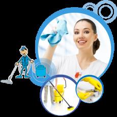 AM Services : Entretien ménager
