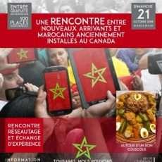 Réseautage et partage d'expérience entre marocains