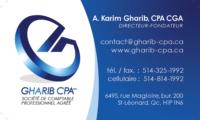 GHARIB CPA INC