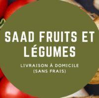 Saad fruits et légumes